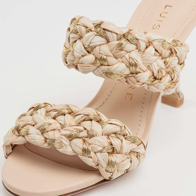 Sandalias de Luis Onofre.