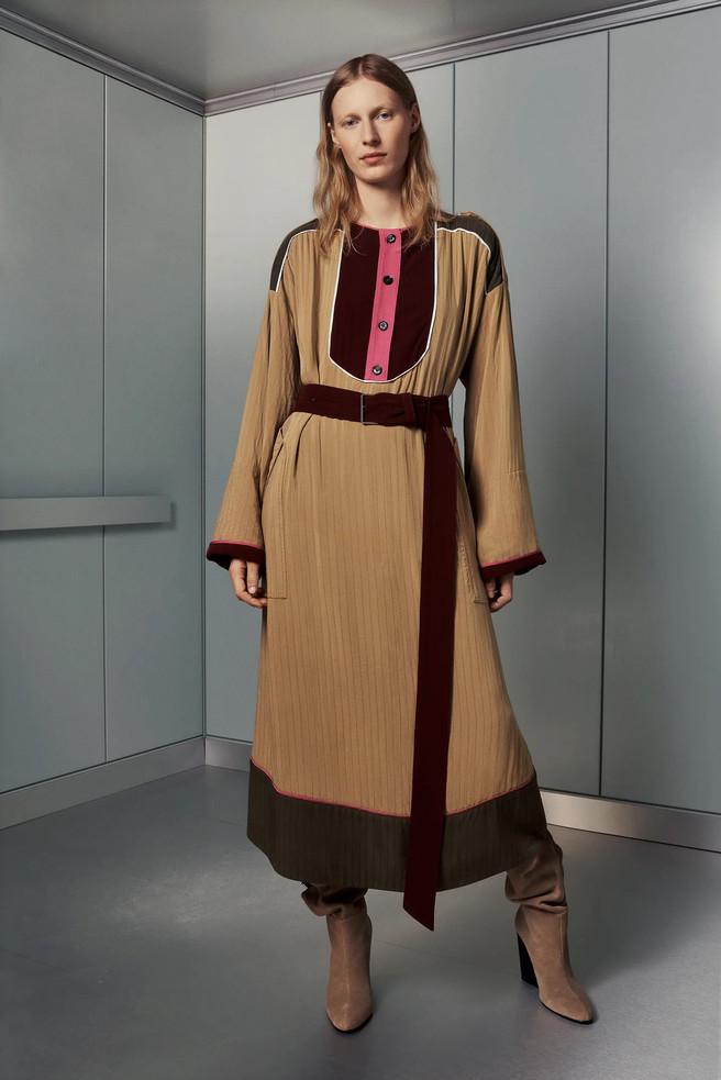 El vestido de Zara elegido por Marta Ortega.