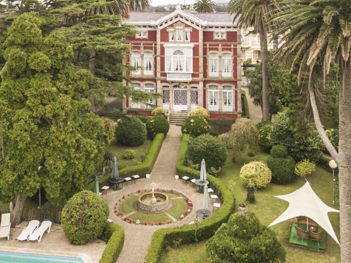 Villa La Argentina, Luarca.