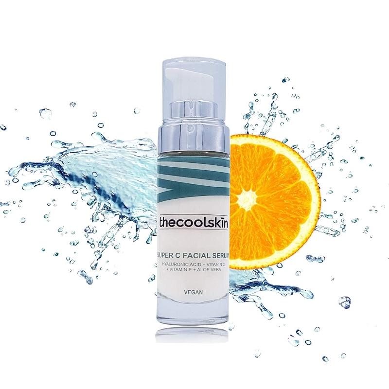 Serum antioxidante e hidratante de thecoolskin.