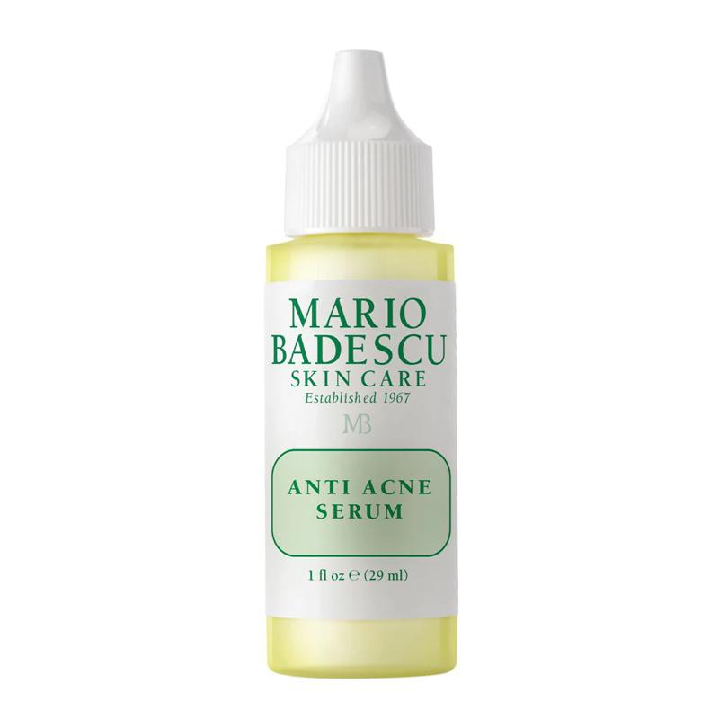 Sérum antiacné para piel grasa de Mario Badescu.