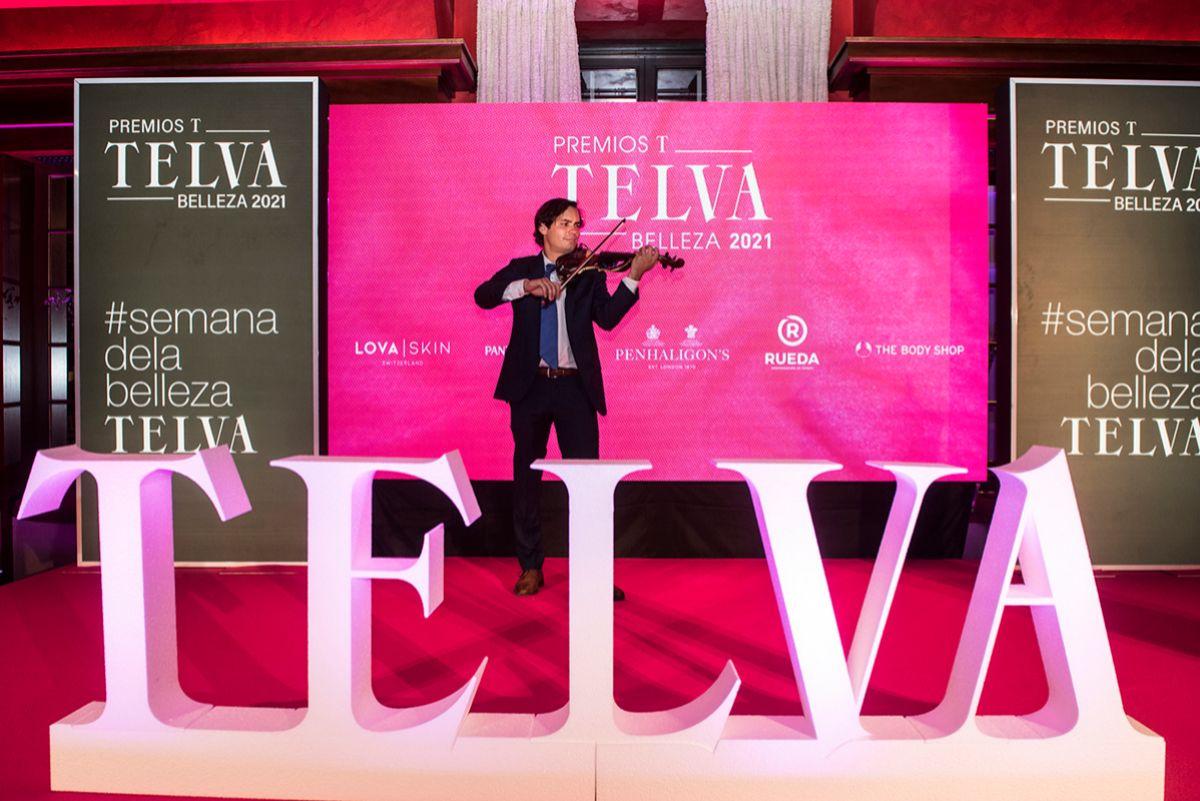 El violinista Pablo Prieto