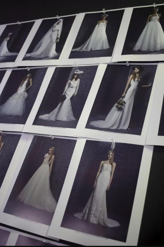 Vestidos de novia de la colección Vera Wang Bride para Pronovias.