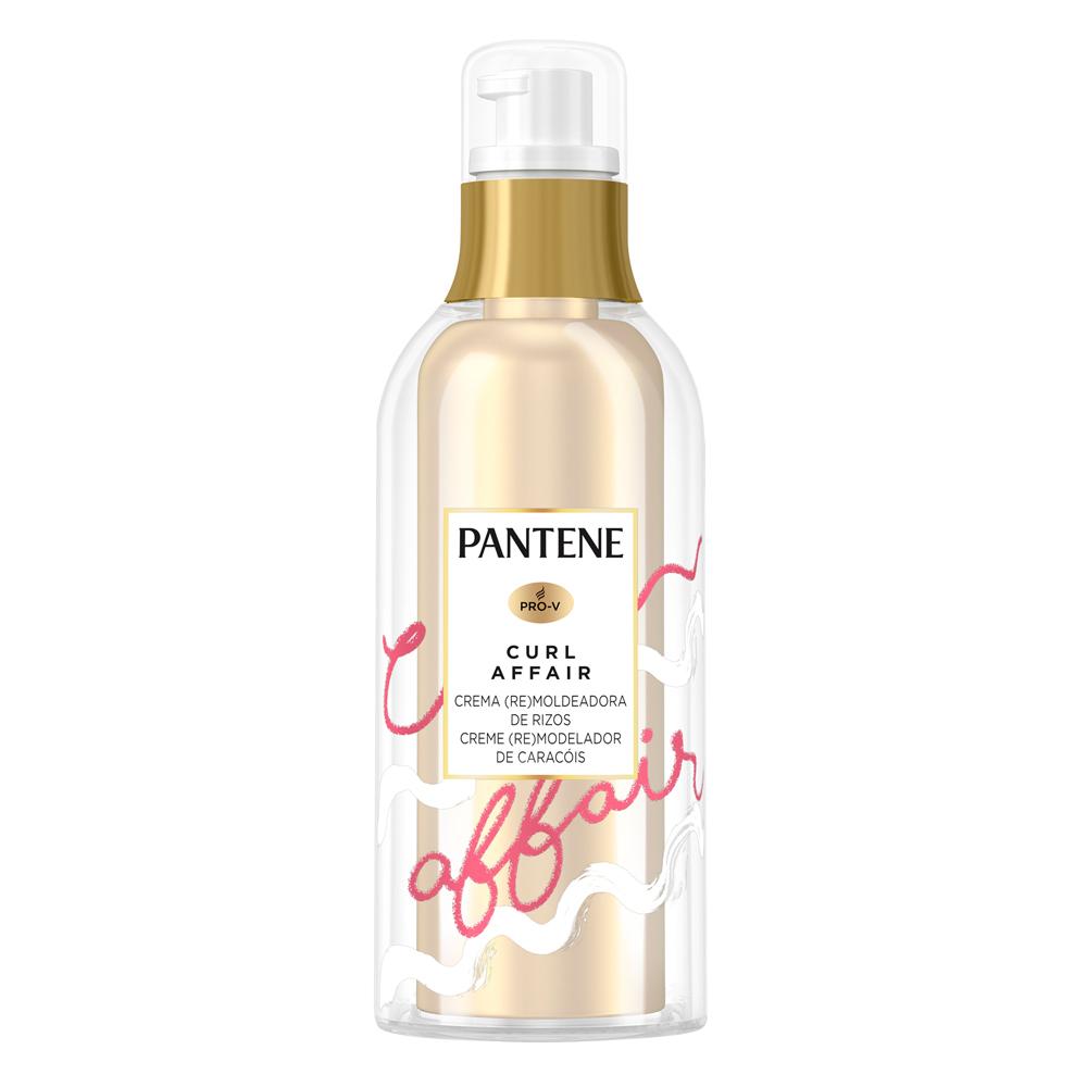 Crema remodeladora de rizos Curl Affair de Pantene