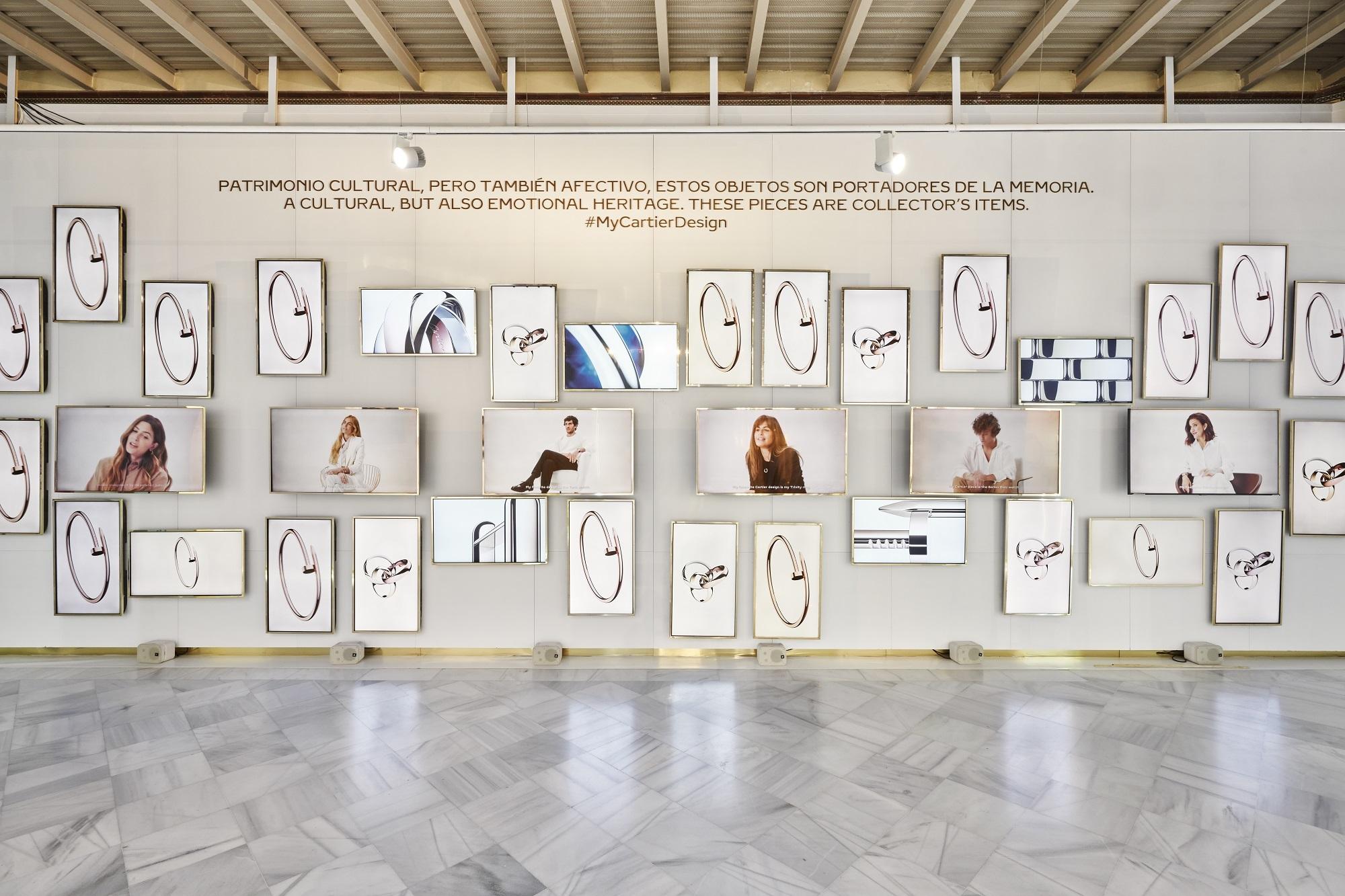 Fans de Cartier y su vínculo con las piezas.