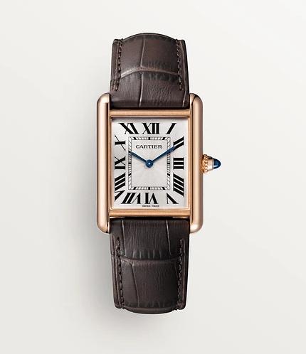 Reloj Tank Louis Cartier.
