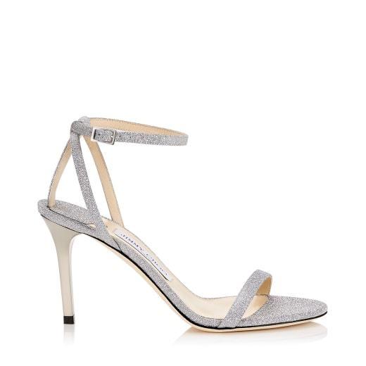 Sandalias de Jimmy Choo.