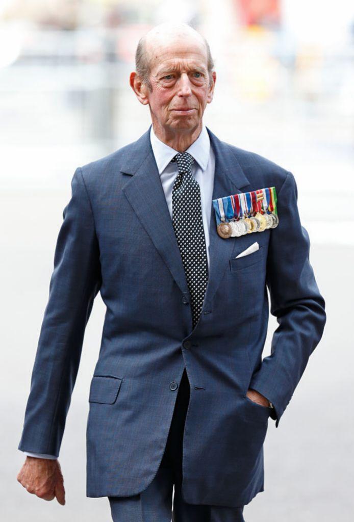 El duque de Kent
