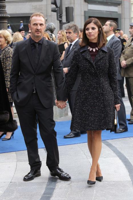 Pedro Larrañaga y Maribel Verdú llevan casados desde 1999.