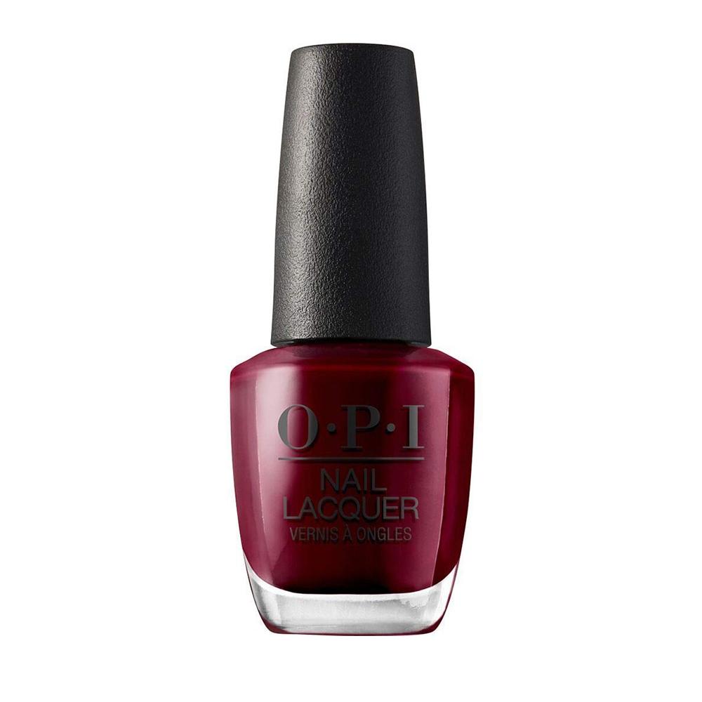 Esmalte de uñas Malaga Wine de OPI.