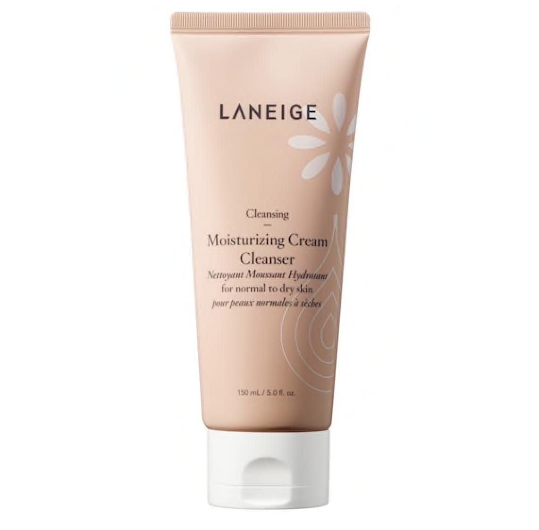 Moisturizing Cream Cleanser de Laneige