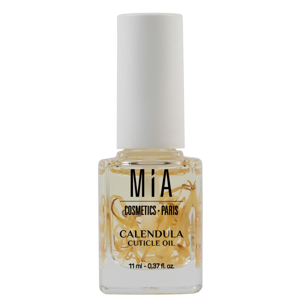 Aceite para las cutículas con caléndula de Mia Cosmetics.