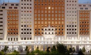 Recreación del nuevo flagship de Zara en Madrid.