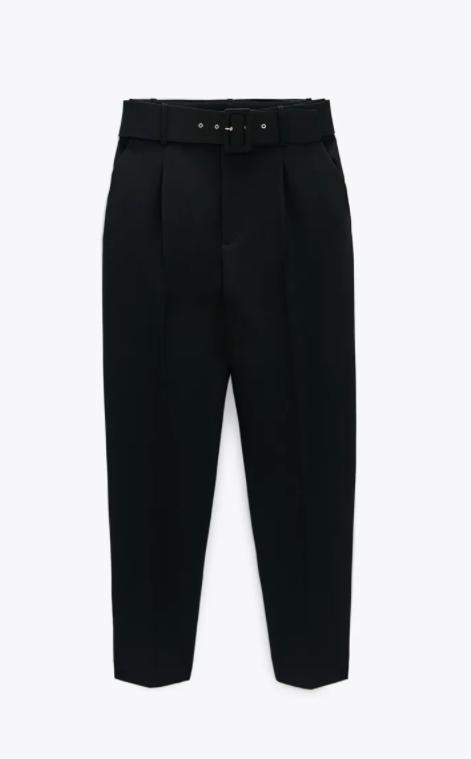 Pantalón de Zara.