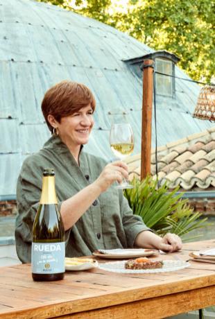 Ruta gastronómico por Madrid con Ana Lahiguera, enóloga y brand...
