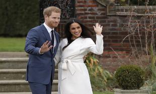 El Príncipe Herry y Meghan Markle, duques de Sussex, acaban de dar la...