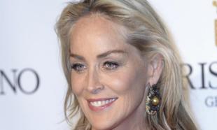 Sharon Stone en mayo de 2021.