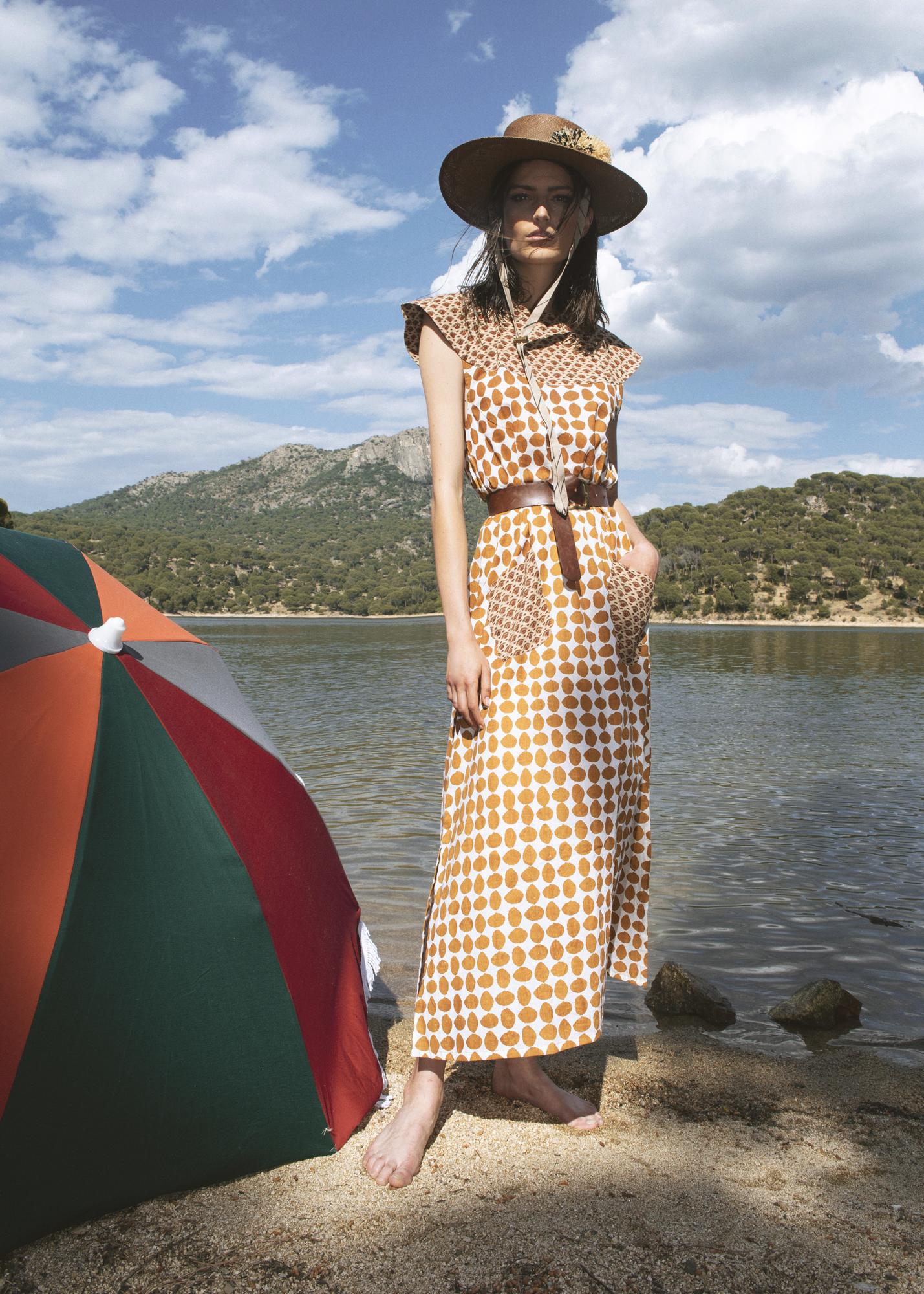 Vestido Marta, The IQ Collection.