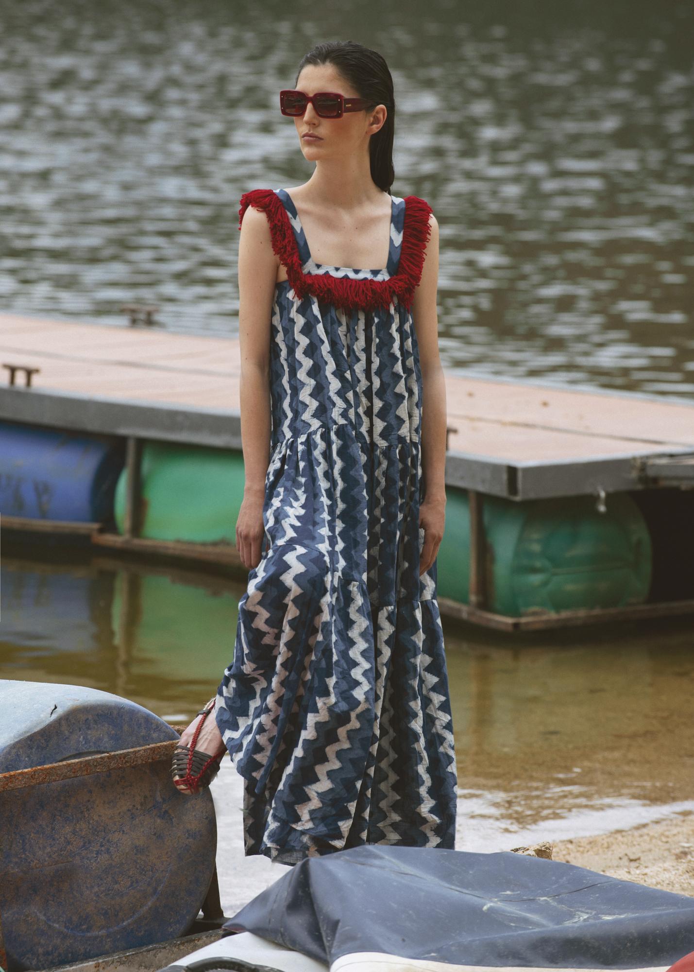 Vestido Mencía, de The IQ Collection.