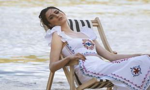 Inés Domecq y todos los looks de su colección cápsula de verano...
