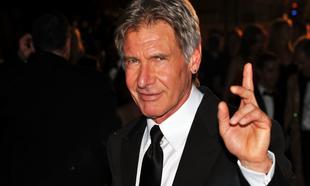 Harrison Ford en Cannes 2008