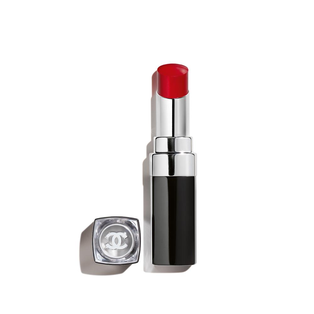 Barra de labios Rouge Coco Bloom de Chanel.