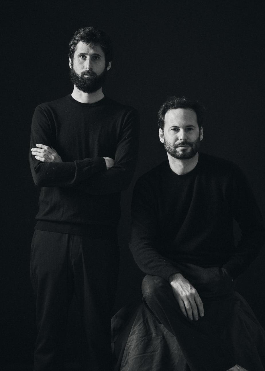 Pepe Otaloa y Nicolás Yllera, fundadores de RRROAD.