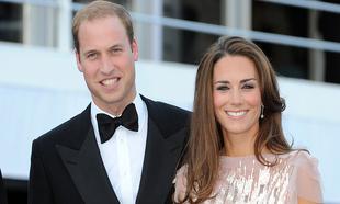 Los duques de Cambridge en la gala en apoyo de los Hospicios para...