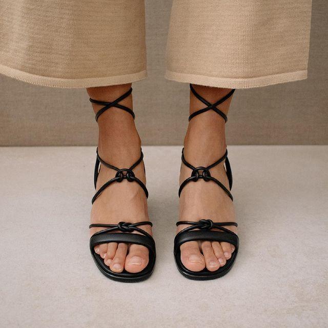 Sandalias de gladiador de Alohas
