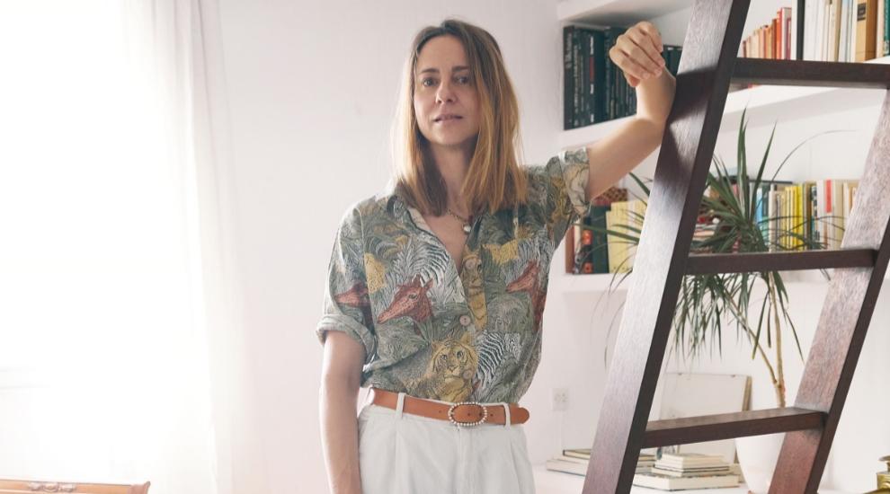 Almudena Gil, creadora de Circo, y su pasión por las camisas.
