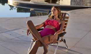 La silla plegable de Zara y otras piezas para la playa.