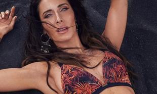 En su línea de trajes de baño, ella es la modelo perfecta para...