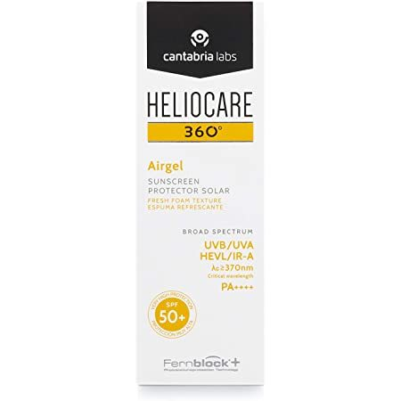 Airgel SPF 50 de Heliocare
