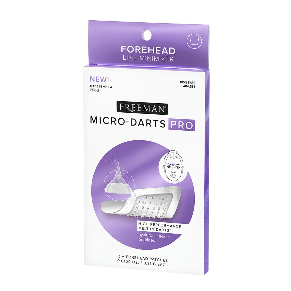 Parches de micro agujas que se disuelven Micro-Darts Pro de Freeman.