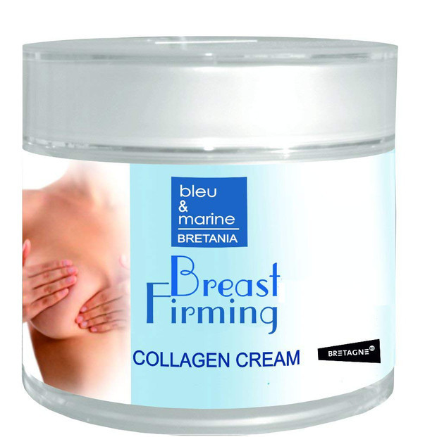 Crema reafirmante de senos, de Bretania