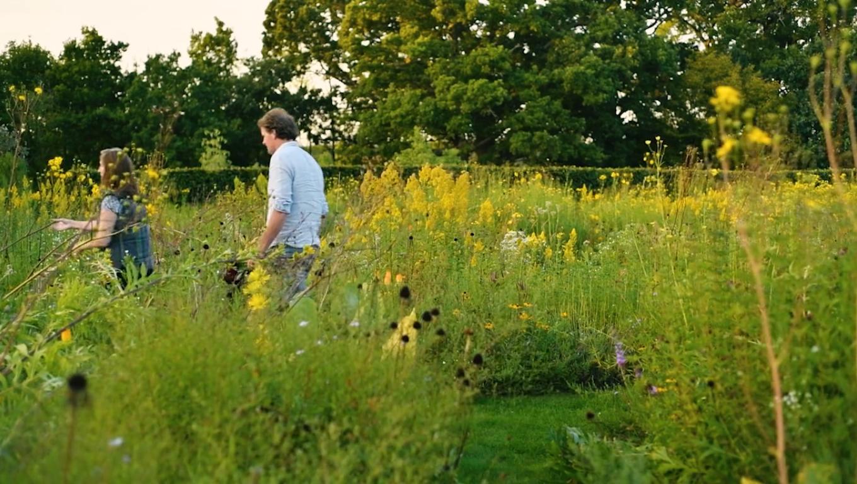 """En """"La mente bien ajardinada"""" Sue Stuart-Smith, nos explica hasta qué punto puede influirnos la conexión con los ciclos de la naturaleza (en los que, tras la descomposición, brota de nuevo la vida), de las muchas formas en que la mente y el jardín interactúan y de la idea de que hundir nuestras manos en la tierra puede ser un modo de cuidarnos a nosotros mismos.  Foto: Garden Museum."""