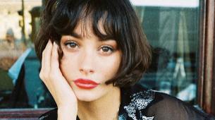 Taylor Lashae lleva el corte bob francés más inspirador de la...