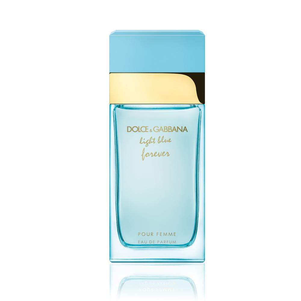 Perfume Light Blue Forever de Dolce & Gabbana.
