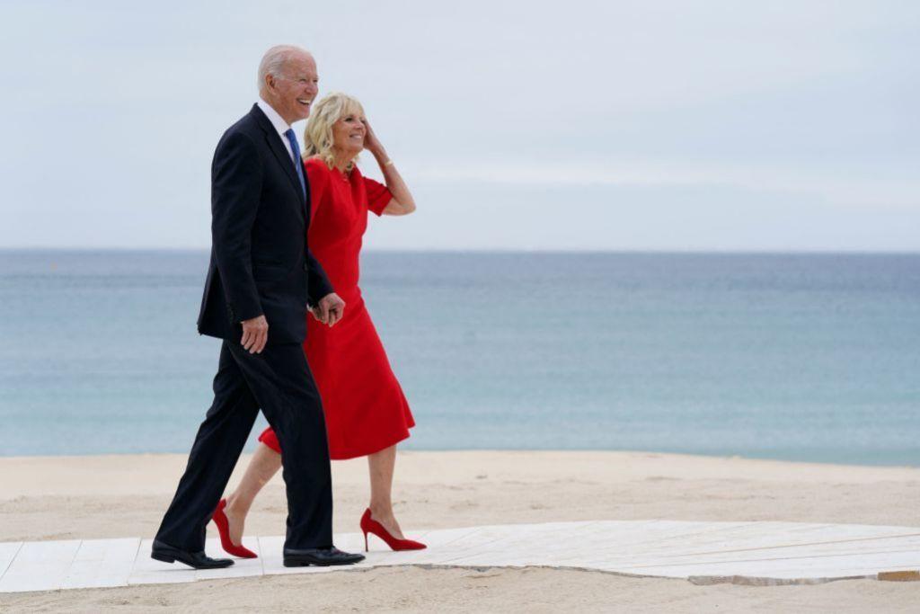 Joe y Jill en Gran Bretaña