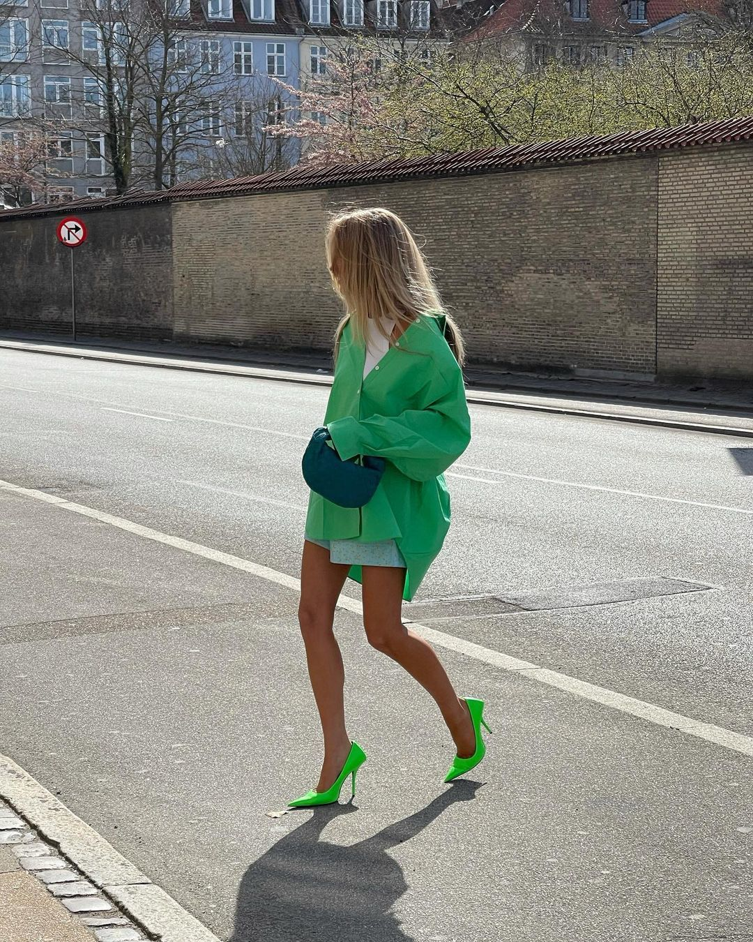 La estilista danesa Emili Sindlev.