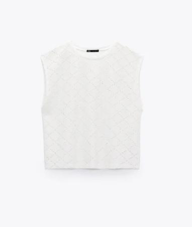 Camiseta de Zara.