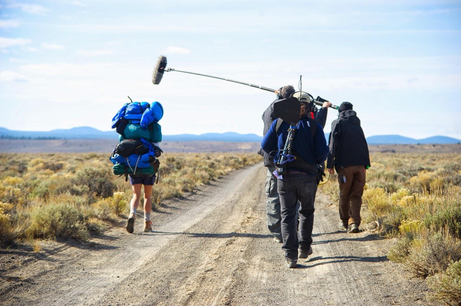 Rodar más de 25 días en soledad, sin ningún otro actor, fue la parte más dura de la realización de Salvaje para Reese Witherspoon.
