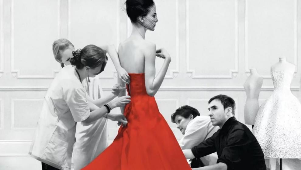 """Imagen del documental """"Dior y yo"""""""