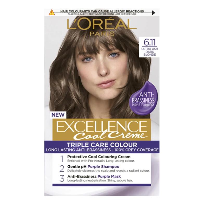 Excellence Cool Creme de L'Oréal Paris.