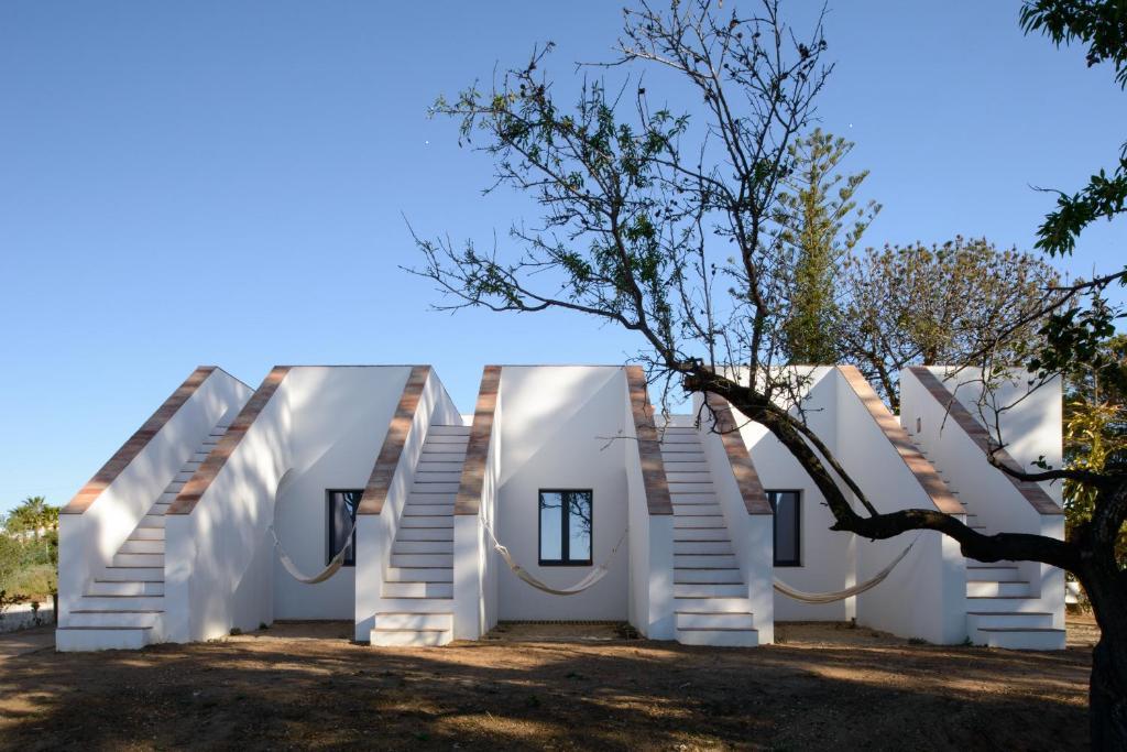 Casa Modesta, en el Algarve portugués.