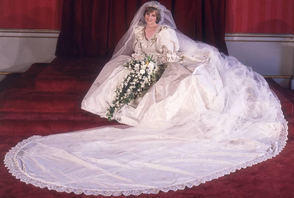 Boda de Diana de Gales