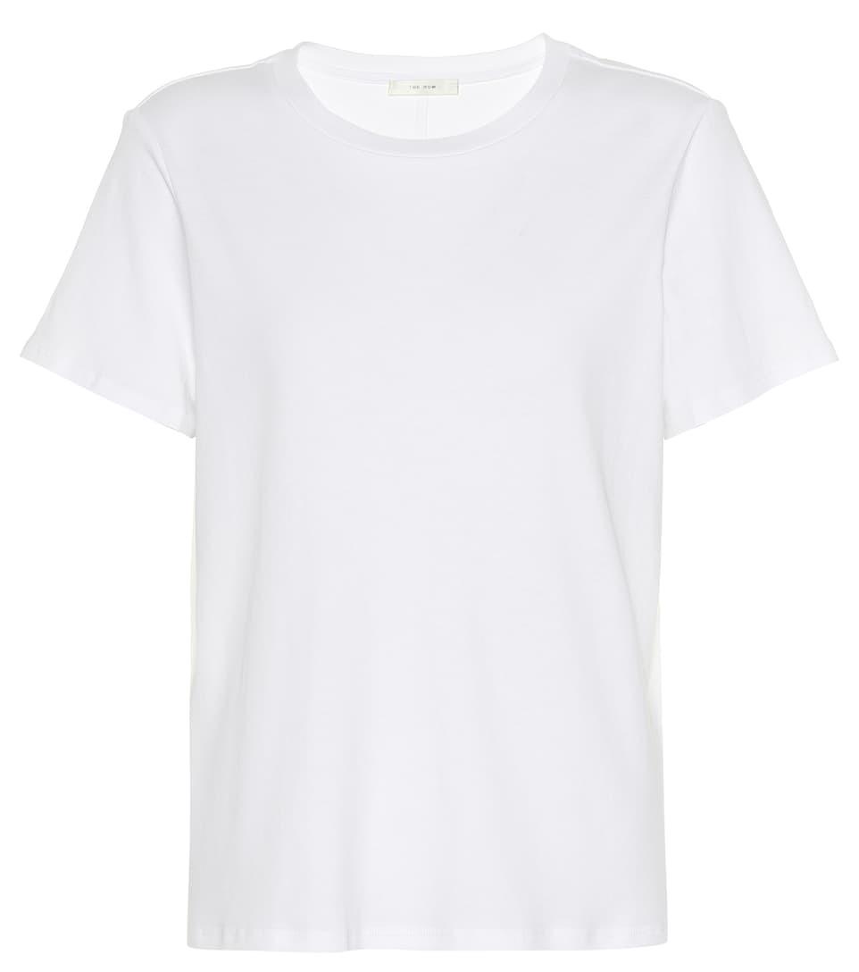 Camiseta blanca de The Row.