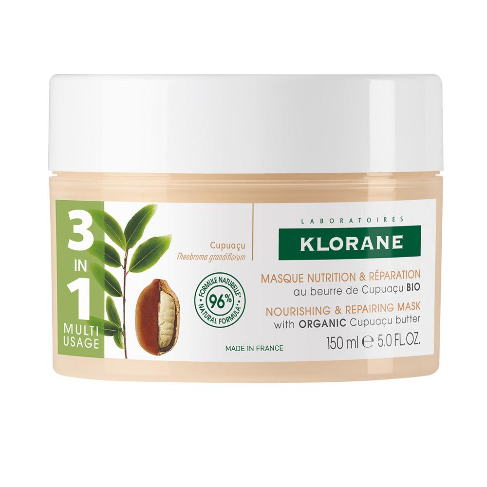 Mascarilla de nutrición y reparación con cupuaçu de Klorane.