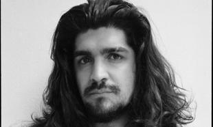 El cantaor Israel Fernández