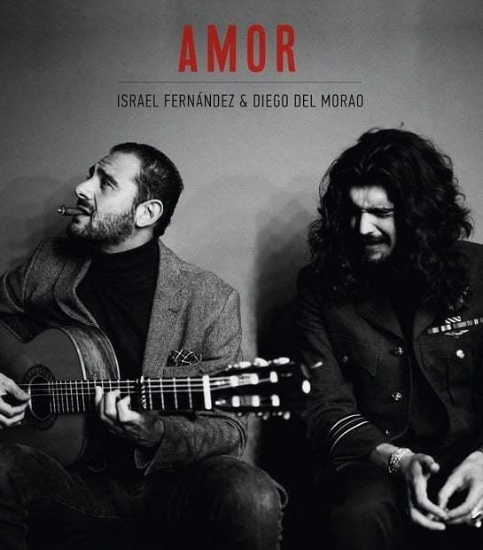 """""""Amor"""" es el nuevo disco de Israel Fernández"""